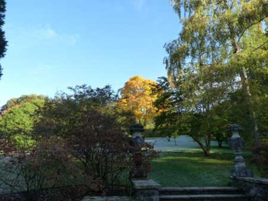 Bodnant Autumn Colour 045