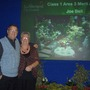 lucy and myself at best gardens presentation