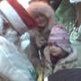 phoebe and santa