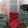 Insulated greenhouse and boozing chair