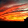 Sunset, taken from the Living Room window
