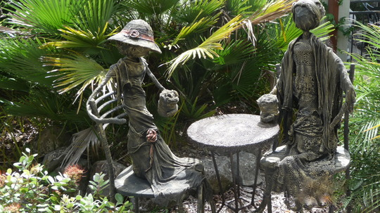 Metal Garden Ornaments