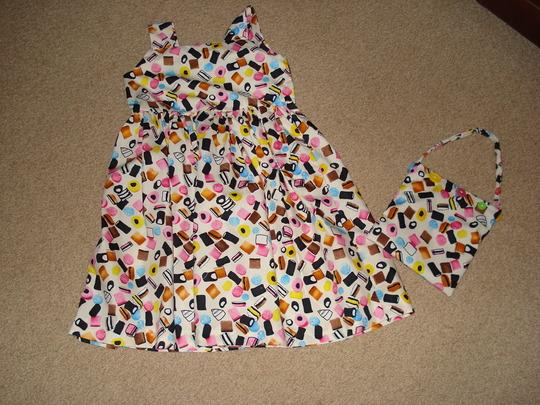 Girls dress aged 5 i have just finished making