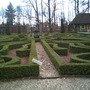 Part of the gardens at the Duch Bulb Fields