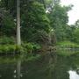 powis castle pond