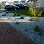 The Front Garden completed at last!