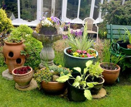 Medley of Pots,