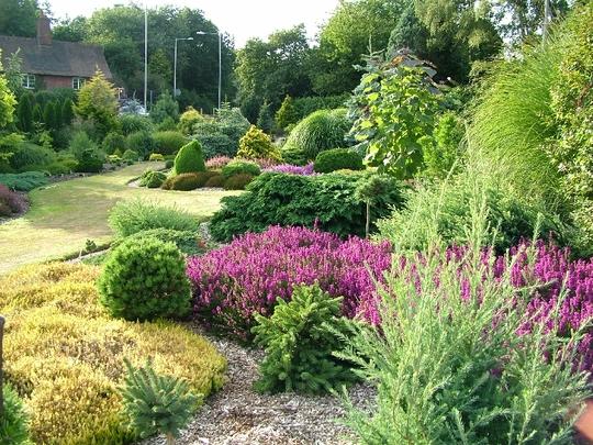 Foxhollow, Garden in Summer