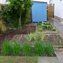 The Kitchen Garden Corner today
