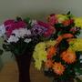 3 Vase of flowers