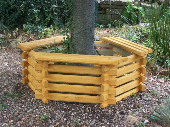 New Tree Seat - After