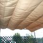 garden canopy open