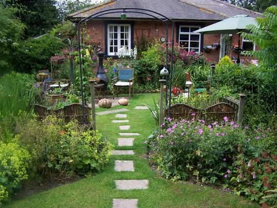 Whiteswood Cottage Garden