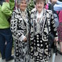 The lovely pearly Queens of Hackney & Islington