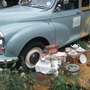 Bygone times....picnic...Chelsea flower show 2011