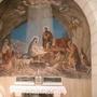 Artwork in the Basillica