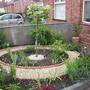 Front Garden - Outer edging