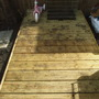decking extension finished