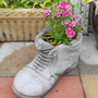 OLD BOOT PLANTER - 18 07 11