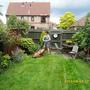 Our garden in Hamble Southampton.