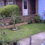 my new front garden