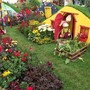 childrens show garden