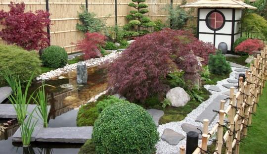 japanese show garden