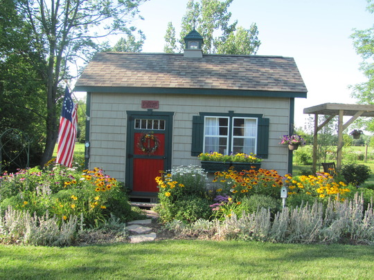 summer house,