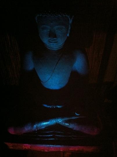 buddha water feature