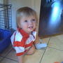 Little Finlay - happy wee boy!