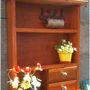 Handy shelf and drawers