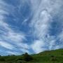 Blue skies over Knoydart, Scotland