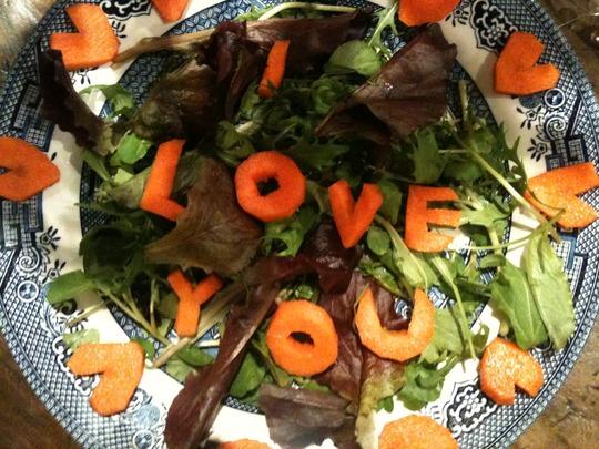 Creative carrots!!