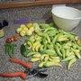 This weekend's pepper crop!