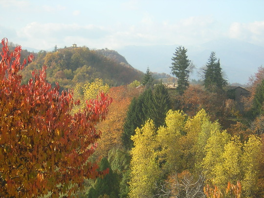 Autumn in the Appennines