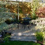Seating Area in the autumn sunshine...