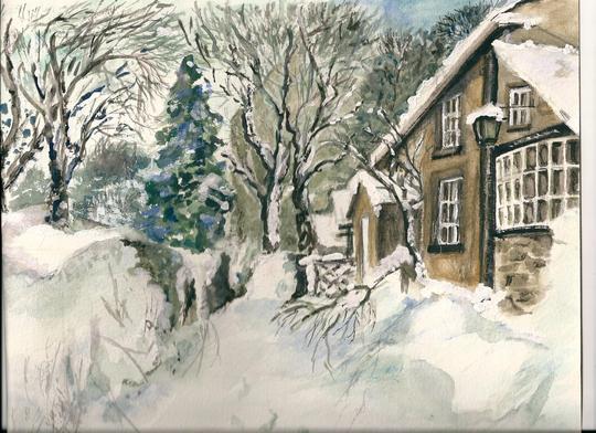 Mead Cottage, Rabbit Lane