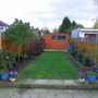 My garden on 29th Octobre 2011