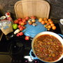 RECIPE: tomato apple chutney  - 280811