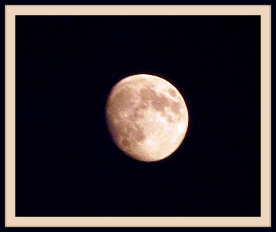 Moon today 07/12/11