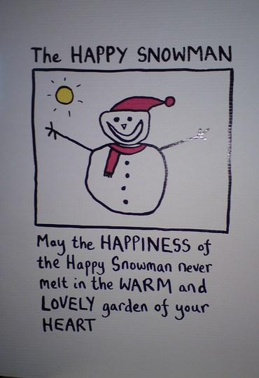 Bestest Christmas card!