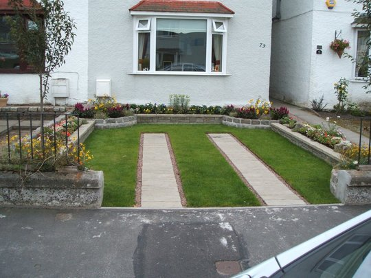 front garden ideas with parking pdf