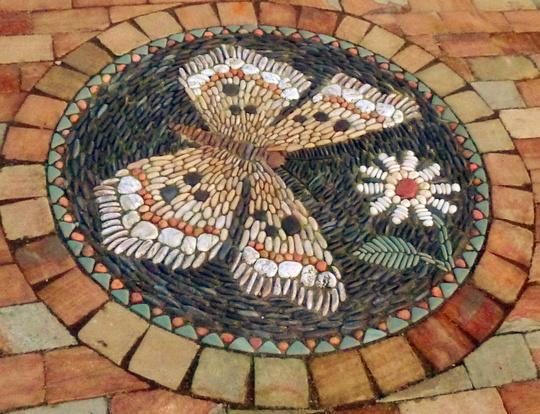 Cobble Mosaic