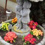 CONVERTED WATER FEATURE - FOR MICHAELLA