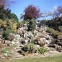 now that's what you call a rockery!