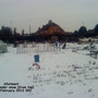 Allotment Plot under snow from top 06-02-2012 002