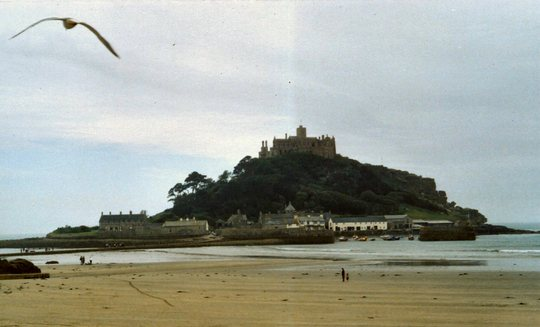 St Michael's Mount, Cornwall - 17.6.02