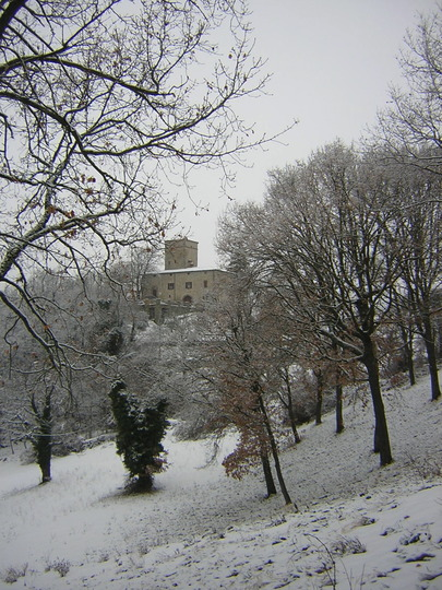Castello at Rocca di Roffeno