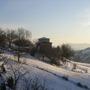 Franco's farm at dawn - visible again!
