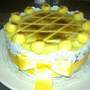 Simnel Cake   -An Easter Gift from our Neighbour